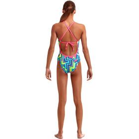 Funkita Tie Me Tight Swimsuit Girls, bont